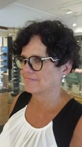 Kari i briller fra Fendi