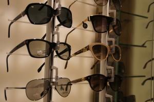 Solbriller i kjendte merker